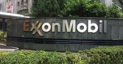 Exxon earnings down