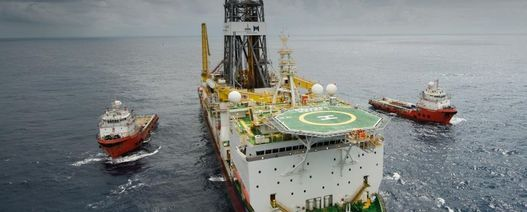 Ophir FPSO on its way