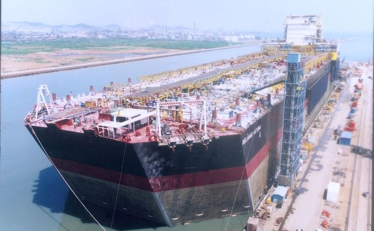 175,000t Belanak FPSO on route to Indonesia