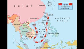 US stands against China's encroachment of South China Sea