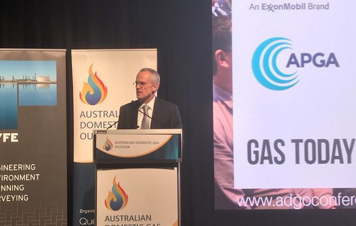 """I have no sympathy"": Sims slams Qld LNG exporters"