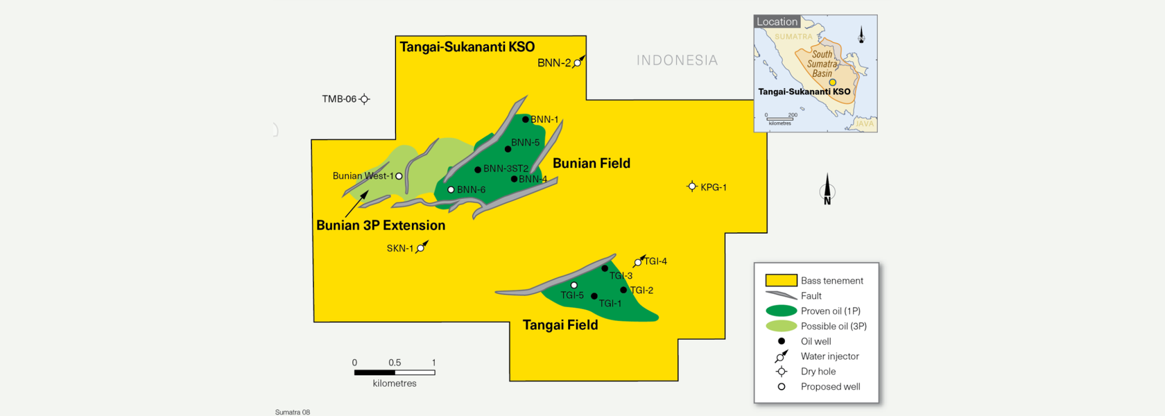 Bass Oil to double production at Indonesian fields