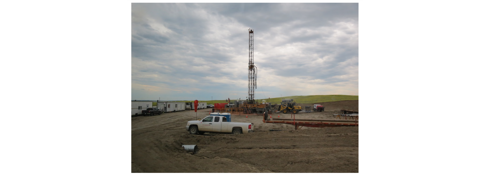 Eon NRG set to drill Powder River well