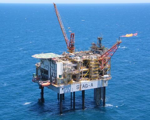 Jadestone contracts rig for Stag development
