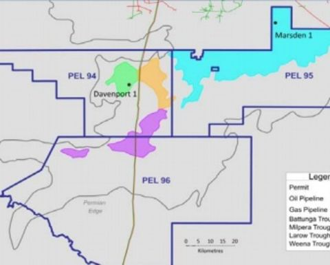 Strike encouraged by Cooper Basin tests