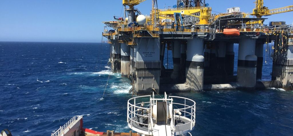 BP Australia drilling ahead at Oz's deepest offshore well