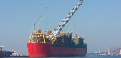 Shell to charter 10 new LNG fuelled-crude oil tankers