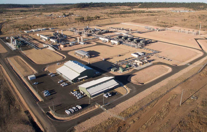 Santos GLNG Roma East project fully operational