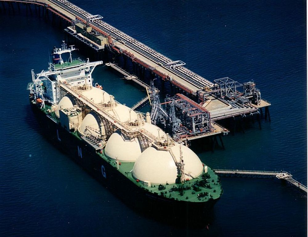 Inpex restructures LNG marketing