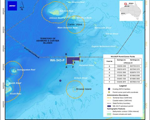 Inpex gets approval to drill new exploration well
