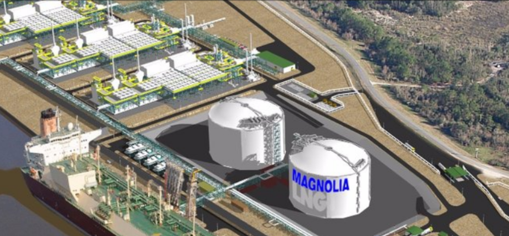 LNG Ltd spends 25% of cash on pipeline capacity increase over quarter