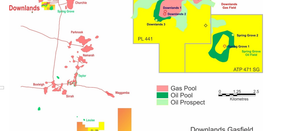 Bounty to revamp production from Downlands gas field