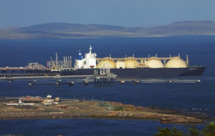 Woodside pins hopes on LNG