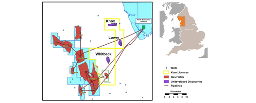 Oilex looks to East Irish Sea for new gas assets