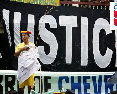 Today is Anti-Chevron Day as online protests held across the world
