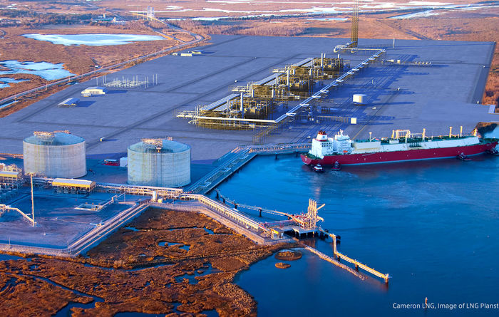 Sempra's Cameron LNG starts production from Train 3