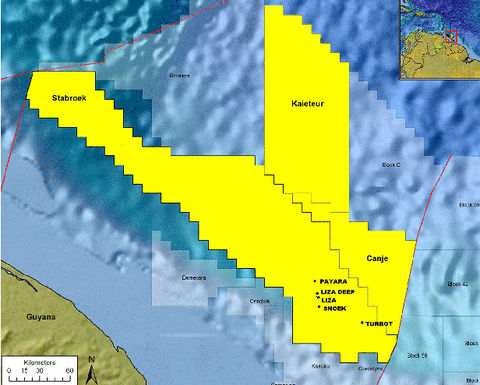 Exxon finds makes two more Guyana discoveries