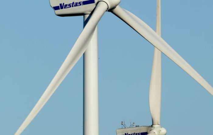 Wind turbine firm bails out