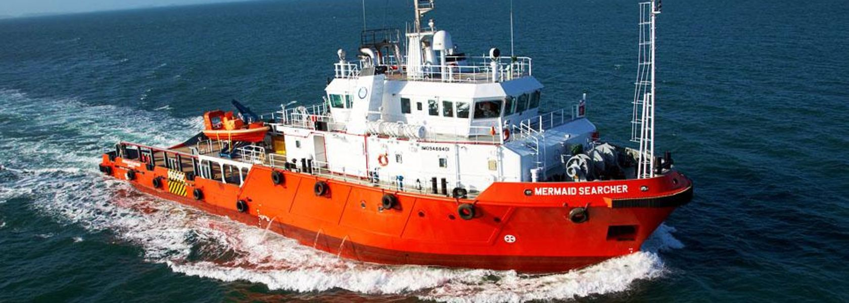 MMA wins support vessel contract for NOGA