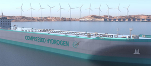 GEV raises A$6.3 million to develop hydrogen ship