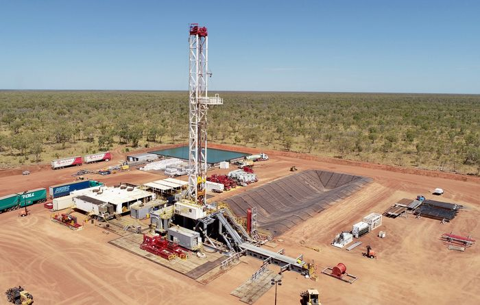 Origin hits gas at appraisal well in Beetaloo