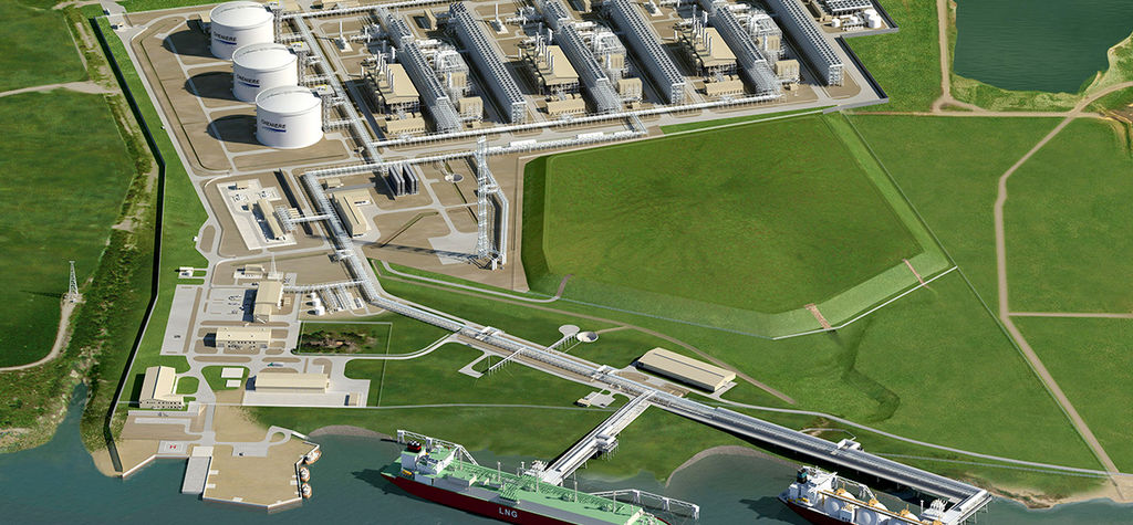 Woodside to supply RWE with Corpus Christi LNG