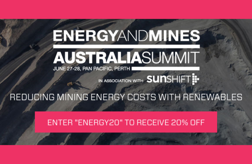 Energy and Mines Australia Summit