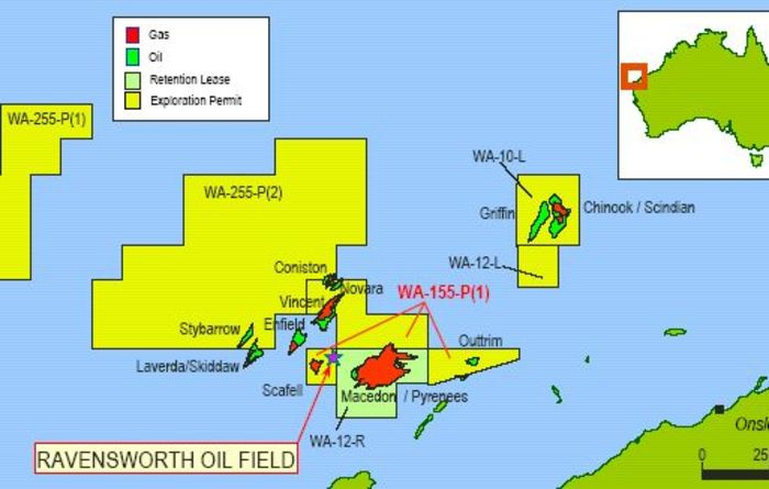 Carnarvon expands share of WA-155-P in possible backfill play
