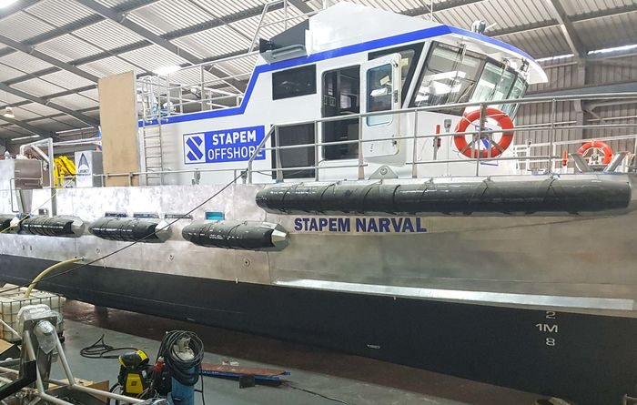 New DSV to begin trials