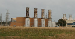 Another major asbestos scare at gas facility
