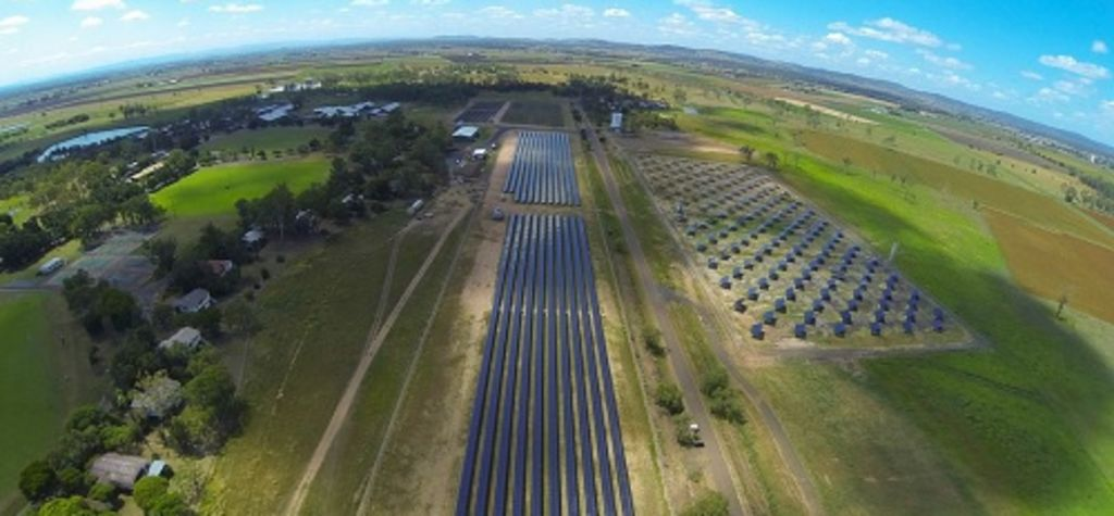 Major oilers boost Aussie renewables