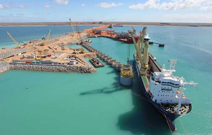 EIA sees main LNG growth from Australia, US