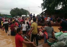 Laos tragedy may halt further hydropower plans