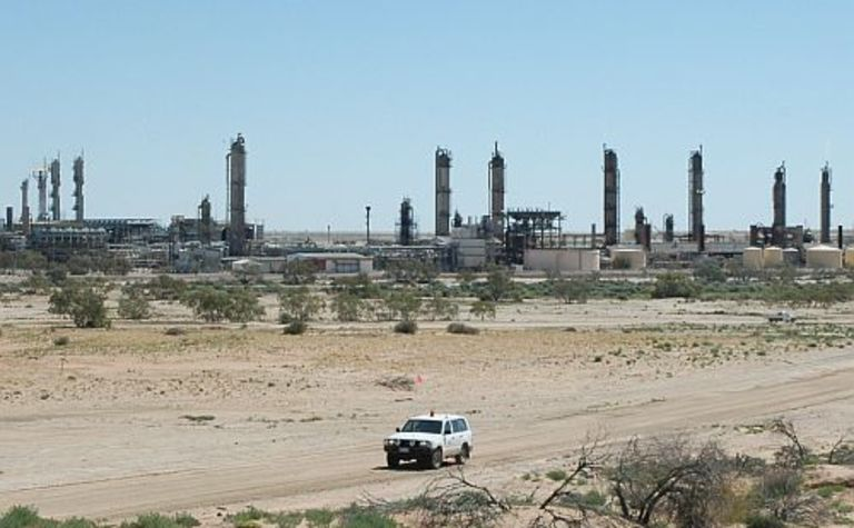 Moomba touted for world's biggest CCS project
