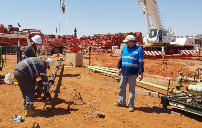 Real placement well received for Windorah gas project