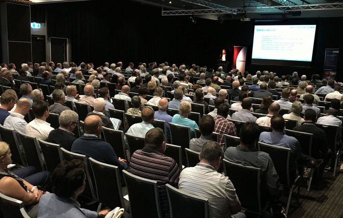 Sunshine coast hosts oilers for investor conference