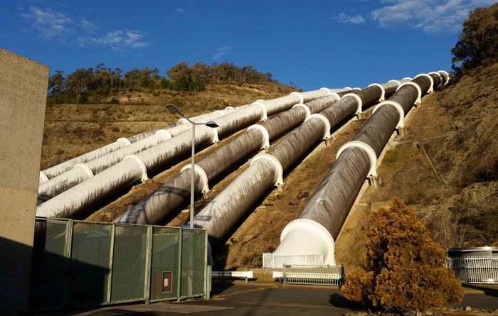 "Pumped storage hydropower a ""game changer"": ANU research"