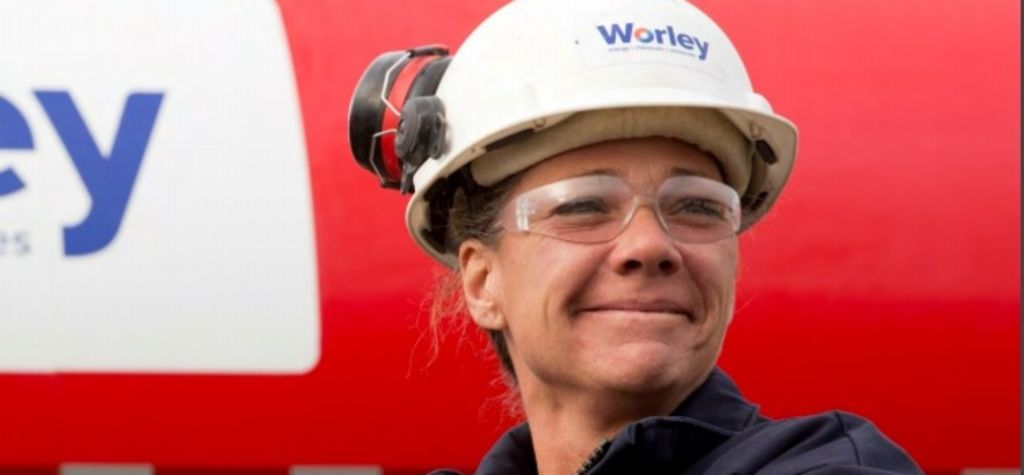 Worley restructures to face post COVID world