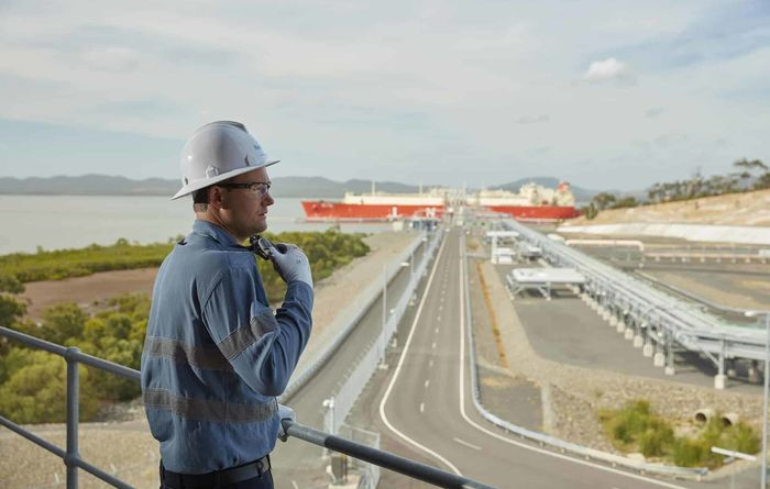 Gladstone LNG exports hit record high